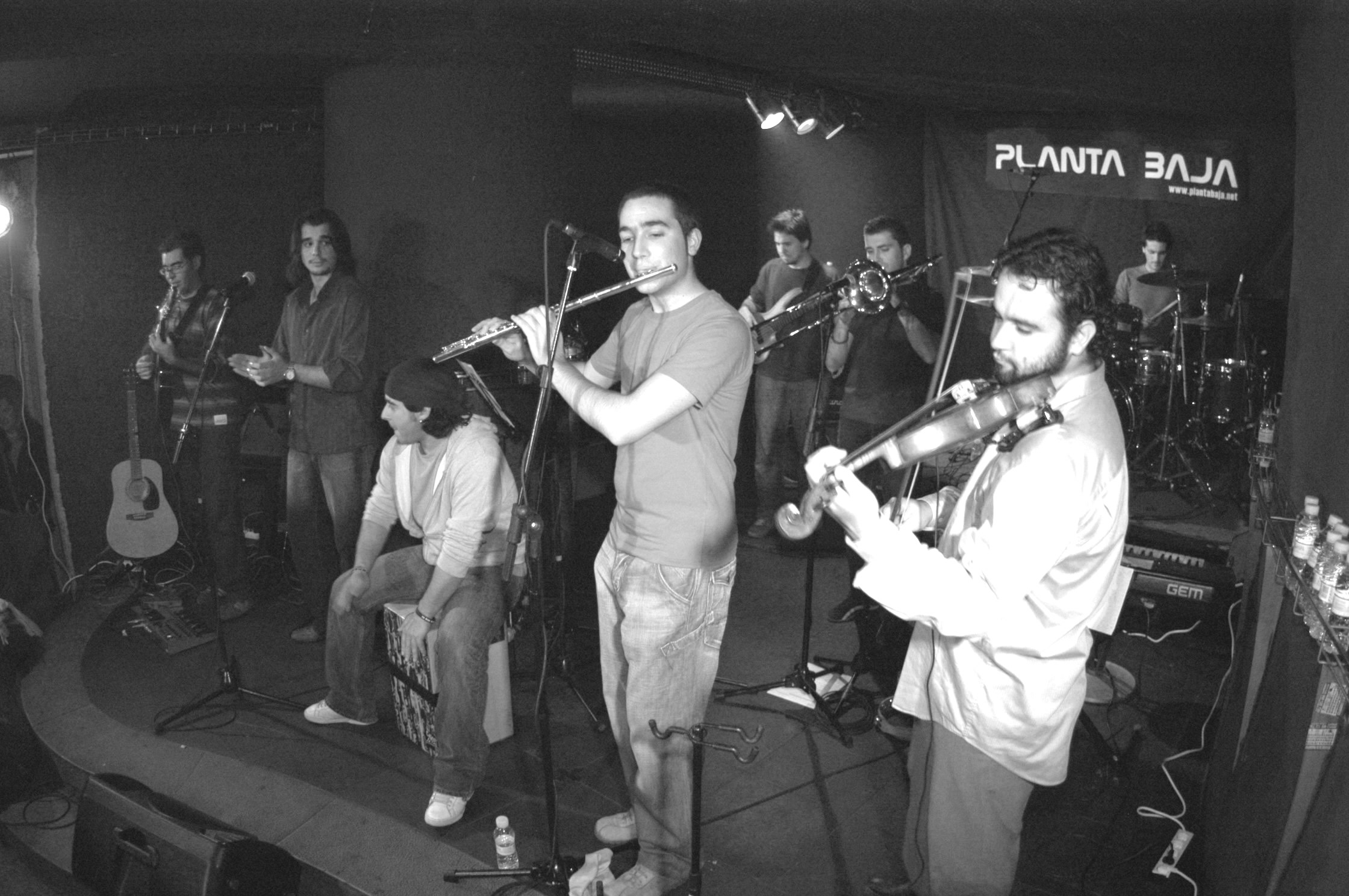 conciertoplantabaja 106 con flamencos